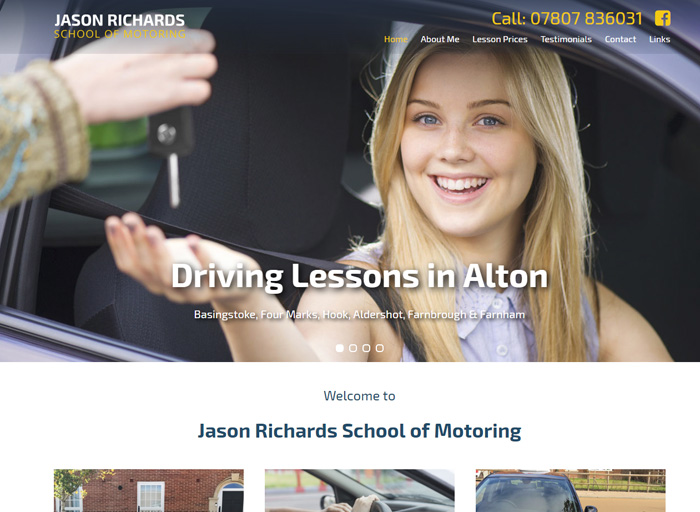 Jason Richards Web Design